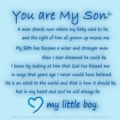 little boy quotes   My little boy...   Quotes I Like...