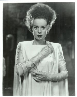 Bride of Frankenstein Elsa Lanchester James Whale 1935