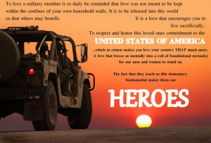 military hero quote. air force. army. navy. marines.