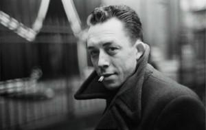 Be happy – with Albert Camus