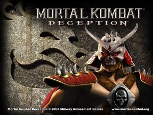 Mortal Kombat Deception Shao Kahn Image