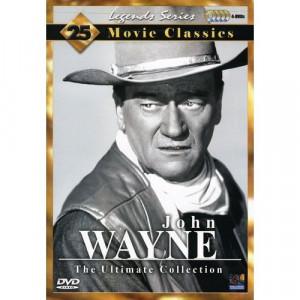 John Wayne: The Ultimate Collection - 25 Movie Classics (4-Discs ...