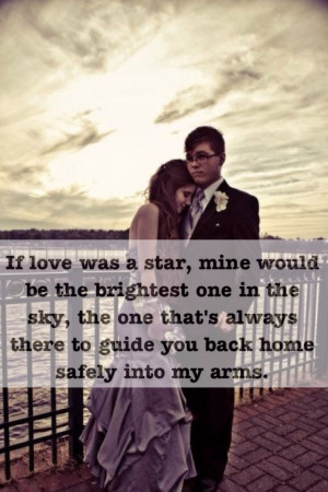 Teenage Love Quotes For Him...
