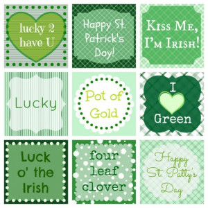 Funny quotes luck the irish and i love the dream so kiss me i am irish