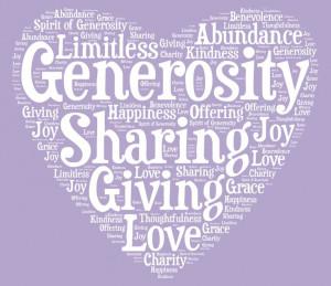 Yoga Sutras Inspiring Sharing and Generosity - Ekhart Yoga