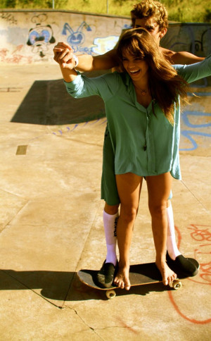 Cute Skater Couples Tumblr Skater couple. just perfect. found on ...
