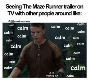 book, funny, me, truth, will poulter, the maze runner, the maze runner ...