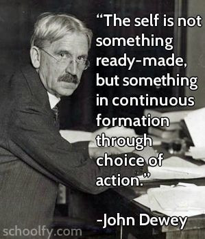 ... John Dewey, Education Quotes, Psychology Quotes, Quotes Schoolfy