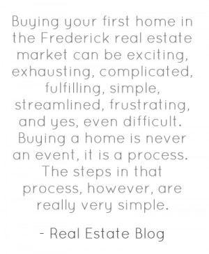 ... com/2009/01/28/four-simple-steps-to-buying-your-first-frederick-home