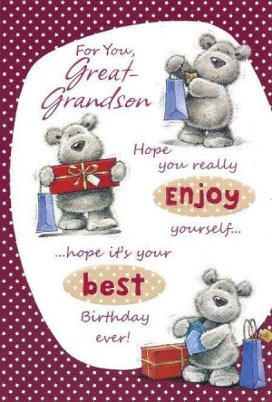Sons Birthday Quotes and Sayings
