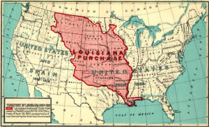 Louisiana Purchase and Lewis & Clark Introduction