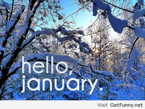 Hello january 2014 - Funny Pictures, Funny Quotes, Funny Memes, Funny ...