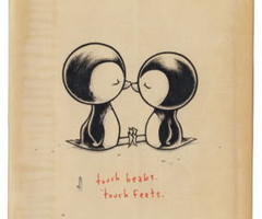 Showing (19) Pics For Penguin Love Quotes...
