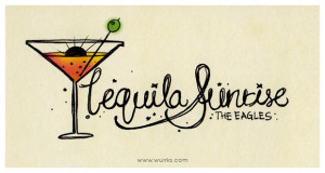 Tequila Sunrise by The Eagles #song