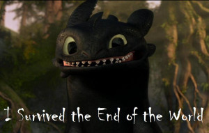 Toothless Survived the End of the World! by alexaAnime1