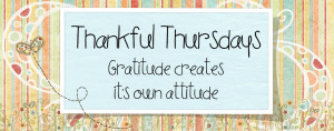 Thankful Thursday - The Pinterest Project