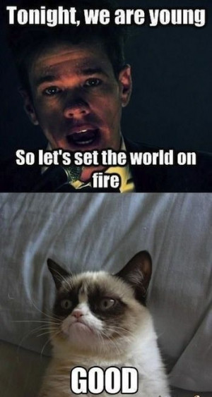 Top 40 Funny Grumpy cat Pictures #Funny #Humor