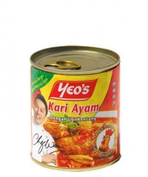View Product Details: YEO'S-Chicken Curry food