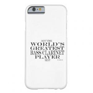 iPhone 6 Case Bass Player