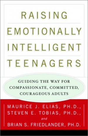 Raising Emotionally Intelligent Teenagers: Guiding the Way for ...