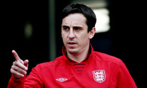 Gary Neville: England cannot copy World Cup winners Germany