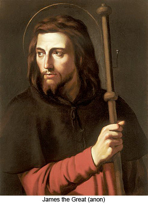 St. James the Disciple