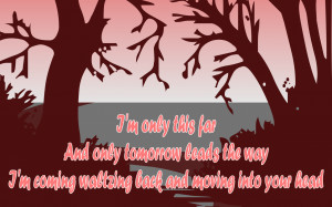 41 - Dave Matthews Band Song Lyric Quote in Text Image