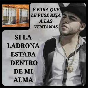 Gerardo Ortiz Quotes De Amor Gerardo ortiz - la ladrona
