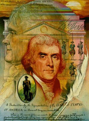The Presidents: Thomas Jefferson