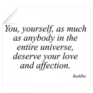 CafePress > Wall Art > Wall Decals > Buddha quote 61 Wall Decal