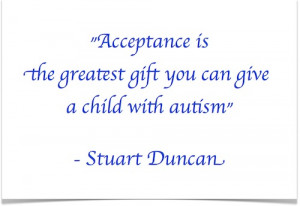 Inspirational Autism Quotes