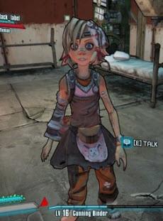 Tiny Tina (BL2)