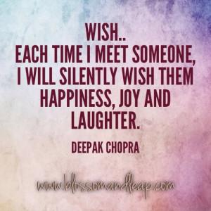 | Deepak Chopra #QuoteInspiration, Deserve Joy, Quotes Deepak Chopra ...