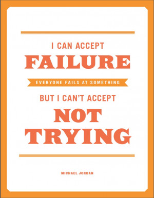 Quotes About Failure in Sports i Can Accept Failure Sports Motivation ...