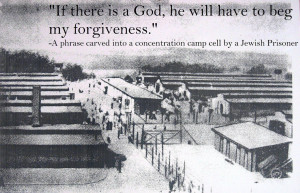 quote by a Jewish prisoner in a concentration camp. (Xpost from r ...