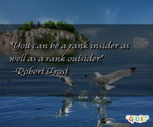 Outsider Quotes