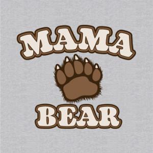 Mama Bear Shirts, Sweatshirts and Hats