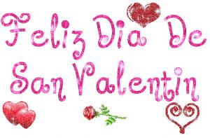 Happy Valentines Day 2014 In Spanish feliz día de San Valentín