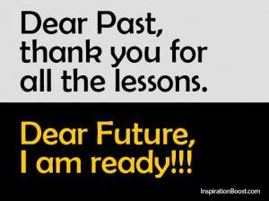 Conversation to Past & Future