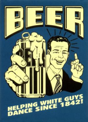 funny beer pics beer dancing poster