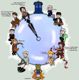 The Eleventh Hour by Midmarcy Doctor Who