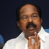Politician Veerappa Moily