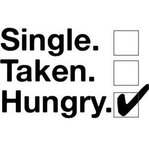 Single, Taken or Hungry... Which best Describes you Relationship ...