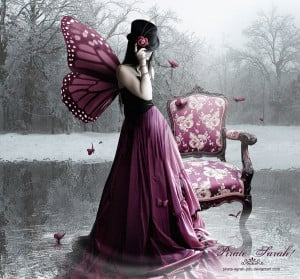 Fantasy Butterfly Queen