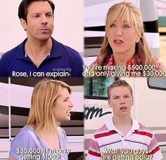 We're the Millers More