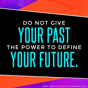 am in love with this powerful quote - detox the past. www ...