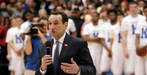 Duke Coach Mike Krzyzewski Quotes