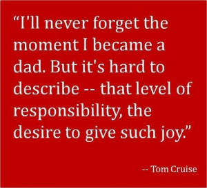 Tom Cruise Funny Quotes
