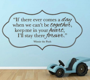 wonderful winnie the pooh quotes for baby 39 s nursery