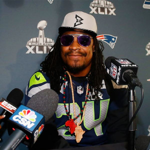 Christian Petersen/Getty Images Marshawn Lynch famously uttered the ...